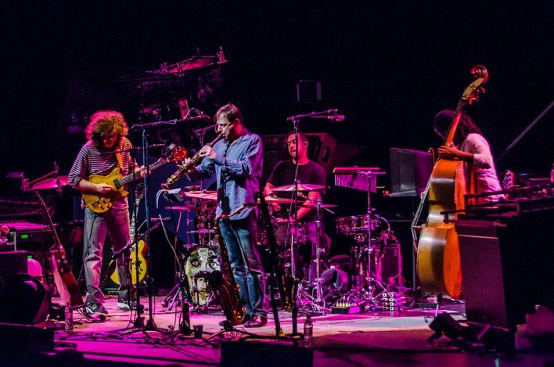 Pat Metheny, Chris Potter, Antonio Sánchez, Ben Williams. Nokia Concert Hall, jazzkaar, Estonia, April 2014