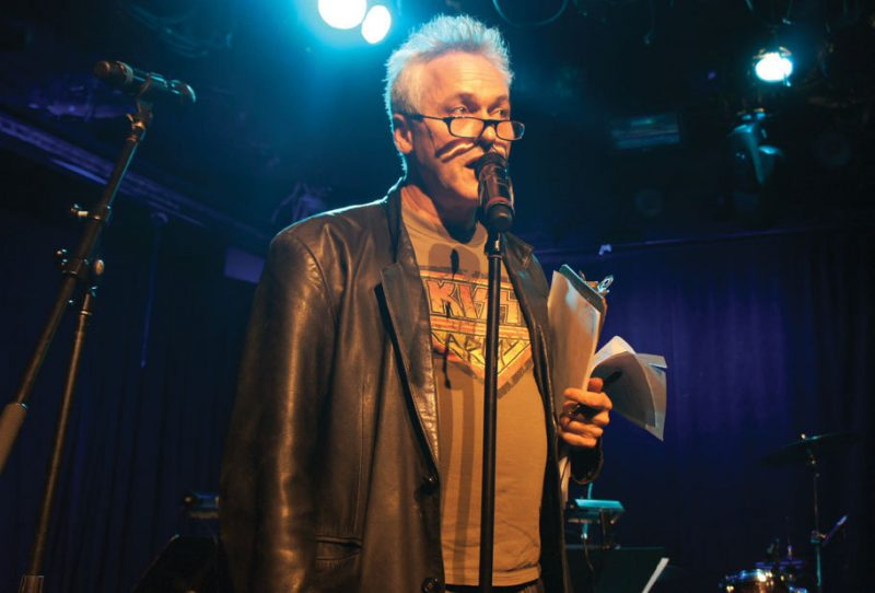 Marc Ribot at Le Poisson Rouge, NYC, Feb. 2014