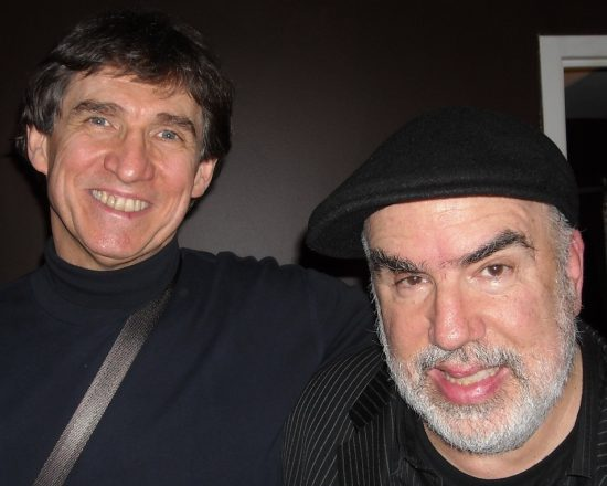 Randy Brecker and Russ Davis image 0