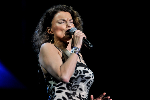 Roberta Gambarini, International Jazz Day, Osaka, Japan, April 30, 2014