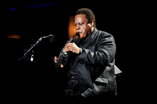Wayne Shorter, International Jazz Day, Osaka, Japan, April 30, 2014