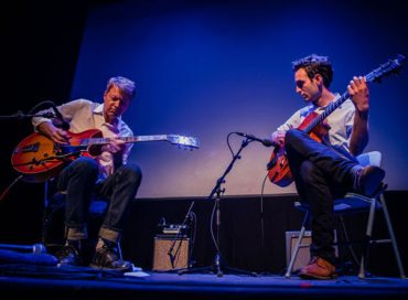 Nels Cline and Julian Lage to Tour as Duo