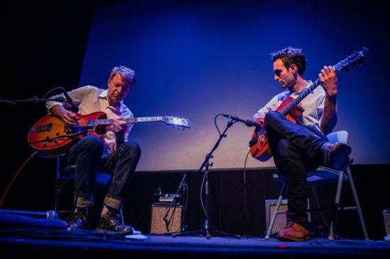 Nels Cline and Julian Lage image 0