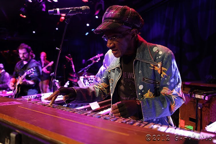 Bernie Worrell at Winter Jazz Fest 2012