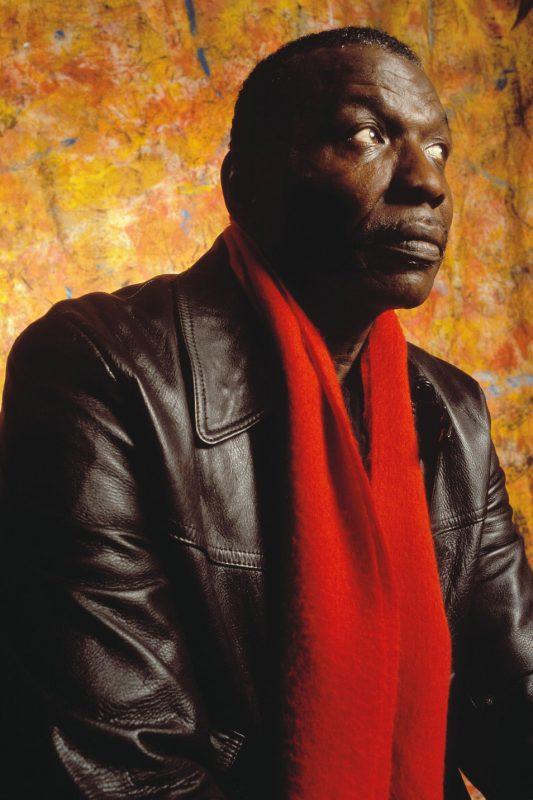 Elvin Jones in Paris, 1986