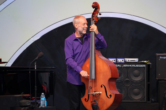 Dave Holland, 2014 Playboy Jazz Festival