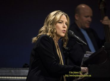 "Diana Krall to Release New Album, ""Wallflower,"" Sept. 9"