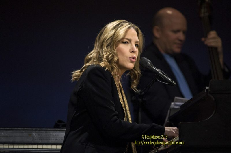 "Pianist and singer Diana Krall will release a new studio album, Wallflower, on Verve Records September 9. The new release is described in a press release as ""a collection of songs from the late '60s to the present day that inspired Krall in her early years."" The album is produced by David Foster. Tracks include […]"
