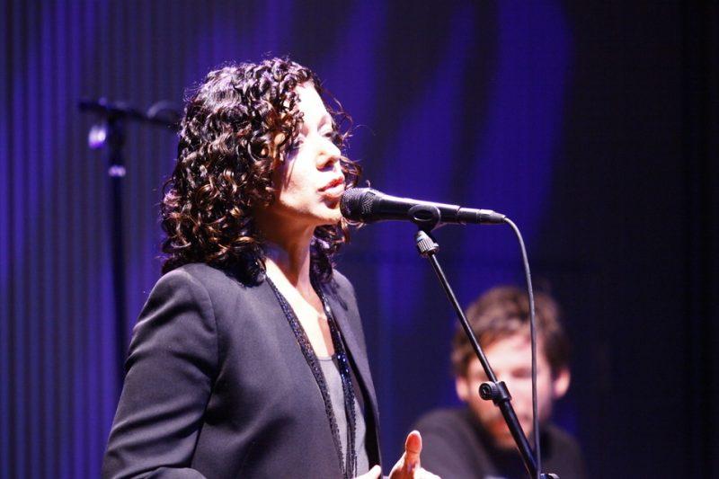 Luciana Souza, SFJAZZ Center, San Francisco 5-14