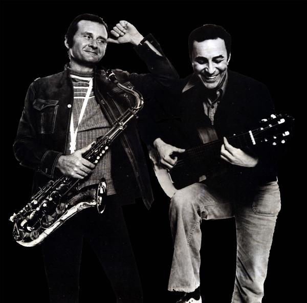 Stan Getz and Joao Gilberto