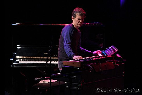 Mehliana (Brad Mehldau & Mark Guiliana) @ Highline Ballroom, NYC, 1/22/14 image 0