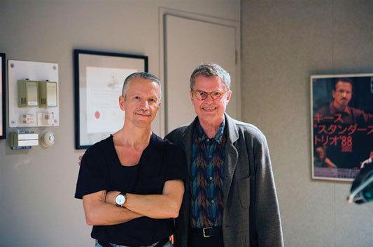 Keith Jarrett and Charlie Haden