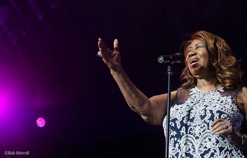 Aretha Franklin, Ottawa Jazz Festival 2014