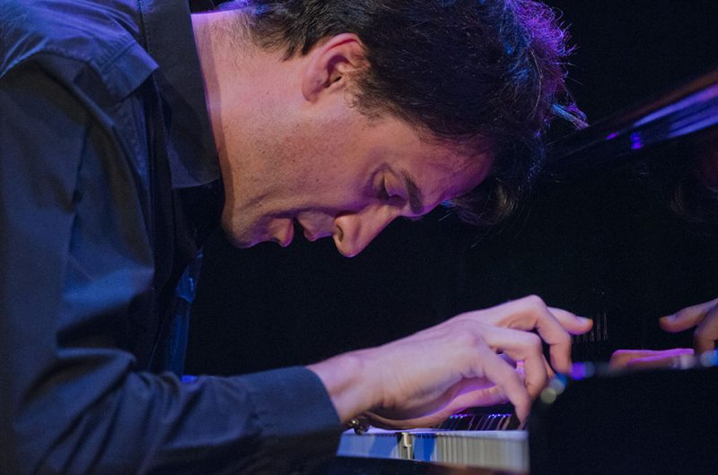 Baptiste Trotignon, Ottawa Jazz Festival 2014