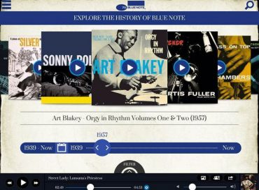 Blue Note Records Launches iPad App
