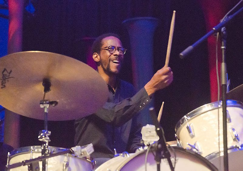 Brian Blade, Ottawa Jazz Festival 2014
