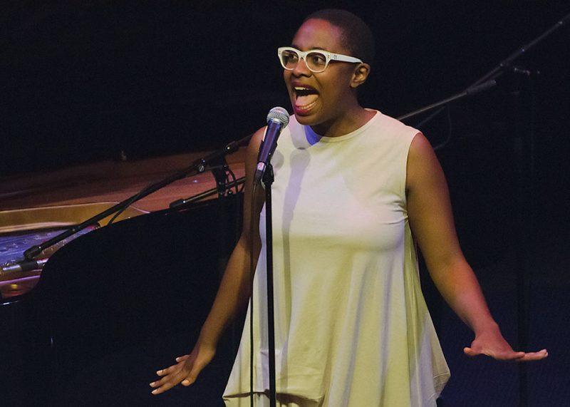 Cécile McLorin Salvant, Ottawa Jazz Festival 2014