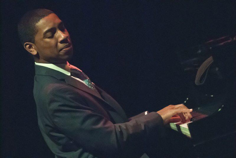 Christian Sands, Ottawa Jazz Festival 2014