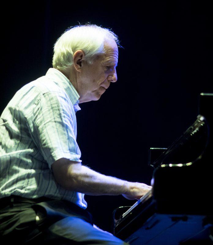 Franco D'Andrea at Umbria Jazz 2014