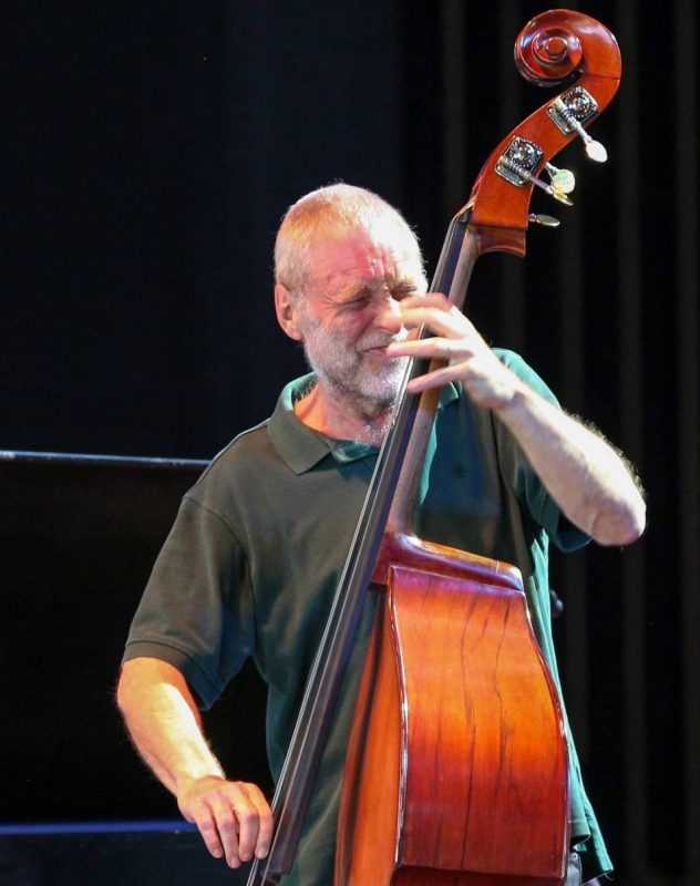 Dave Holland, Freihofer's Saratoga Jazz Festival, 2014