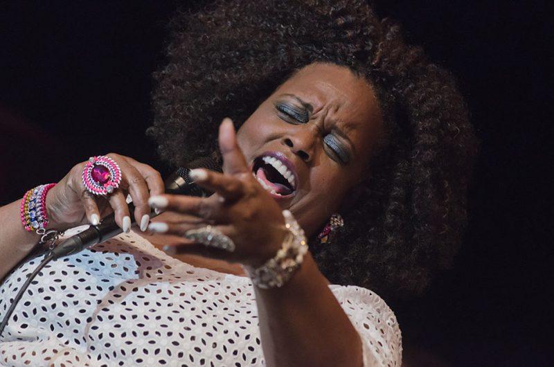Dianne Reeves, Ottawa Jazz Festival 2014