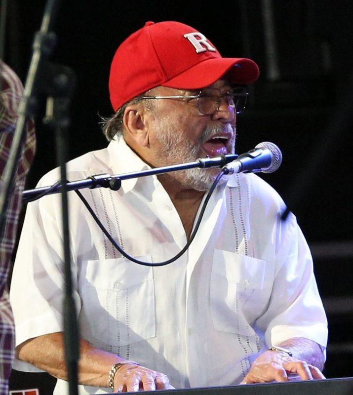 Eddie Palmieri, Freihofer's Saratoga Jazz Festival, 2014