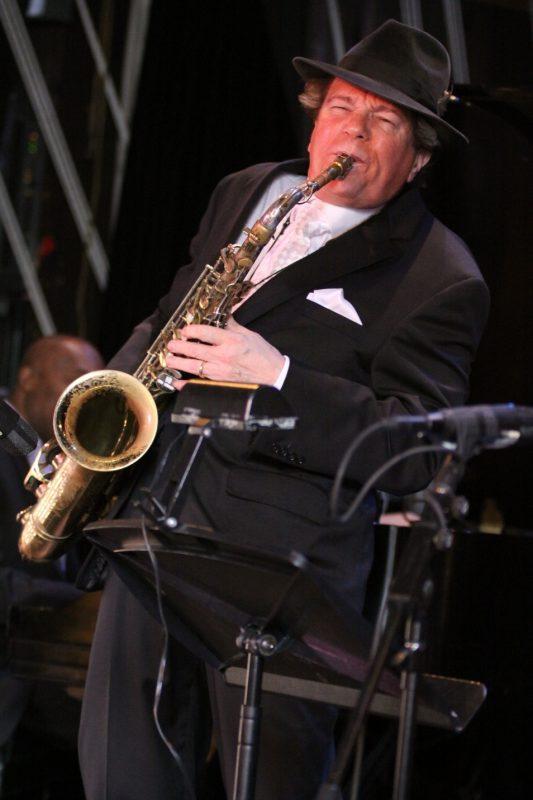 Ernie Krivda, The Hermit Club, Tri-C JazzFest, Cleveland, 4-12
