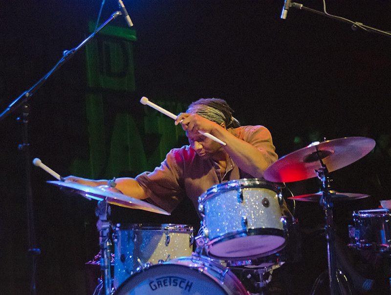 Hamid Drake, Ottawa Jazz Festival 2014