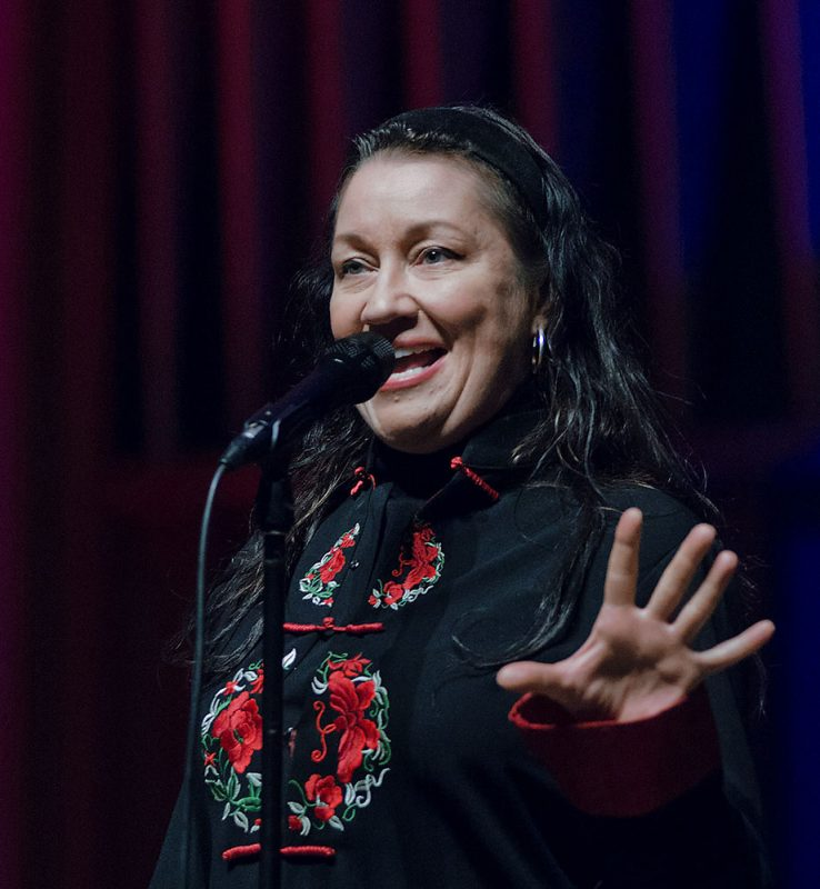 Holly Cole, Ottawa Jazz Festival 2014