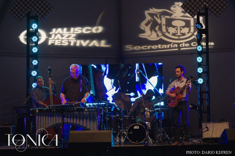 Gary Burton Quartet with Burton, Julian Lage, Jorge Roeder, Marcus Gilmore, Jalisco Jazz Festival 2014