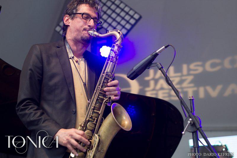 Diego Maroto, Jalisco Jazz Festival 2014