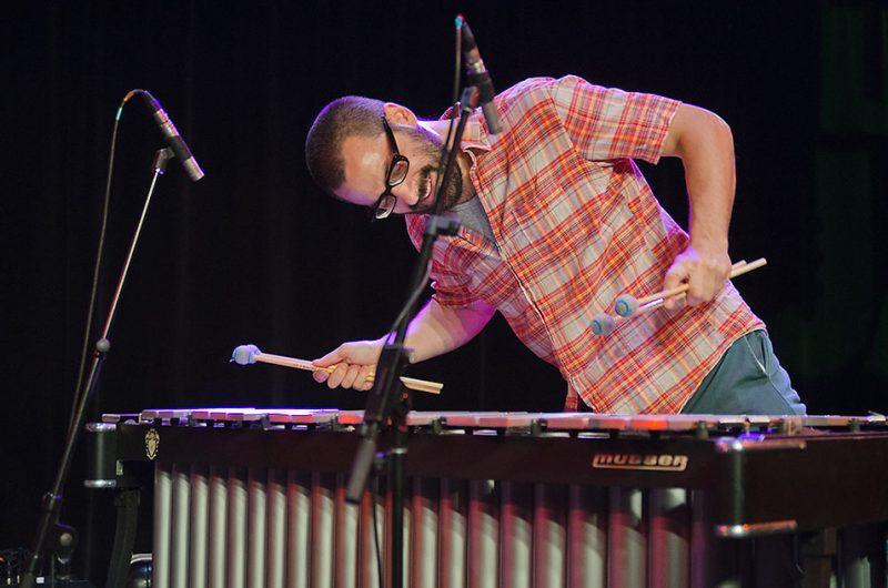 Jason Adasiewicz, Ottawa Jazz Festival 2014