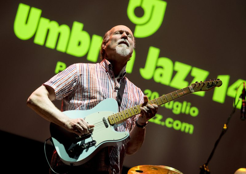 John Scofield at Umbria Jazz 2014