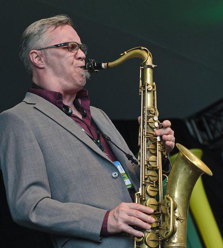 Kirk MacDonald, Ottawa Jazz Festival 2014
