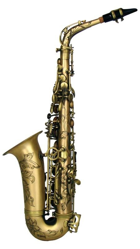 "L.A. Sax Big Lip ""X"" Saxophone"