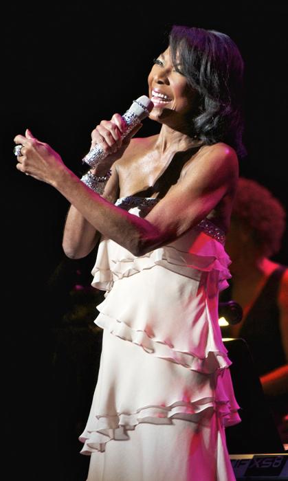Natalie Cole, Tri-C Jazz Fest, 2013