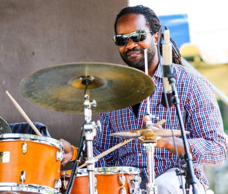 Obed Calvaire, Freihofer's Saratoga Jazz Festival, 2014