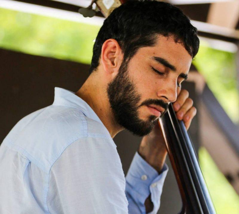 Pablo Menares, Freihofer's Saratoga Jazz Festival, 2014