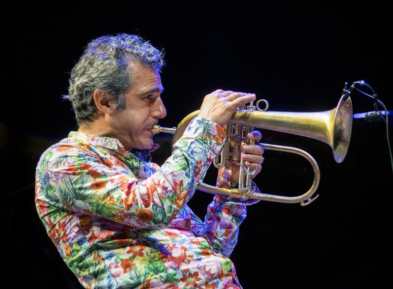 Paolo Fresu at Umbria Jazz 2014