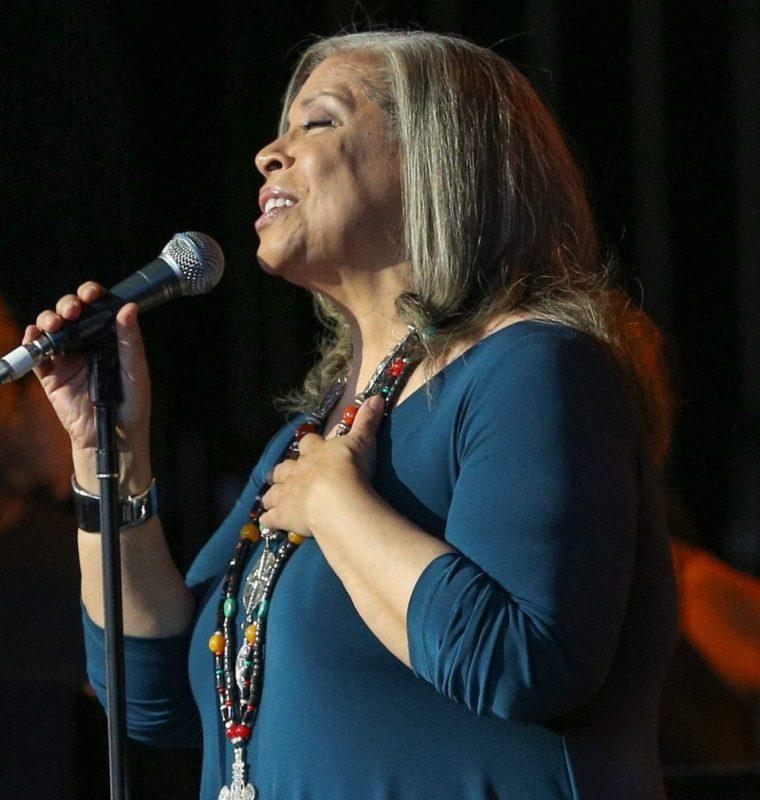 Patti Austin, Freihofer's Saratoga Jazz Festival, 2014