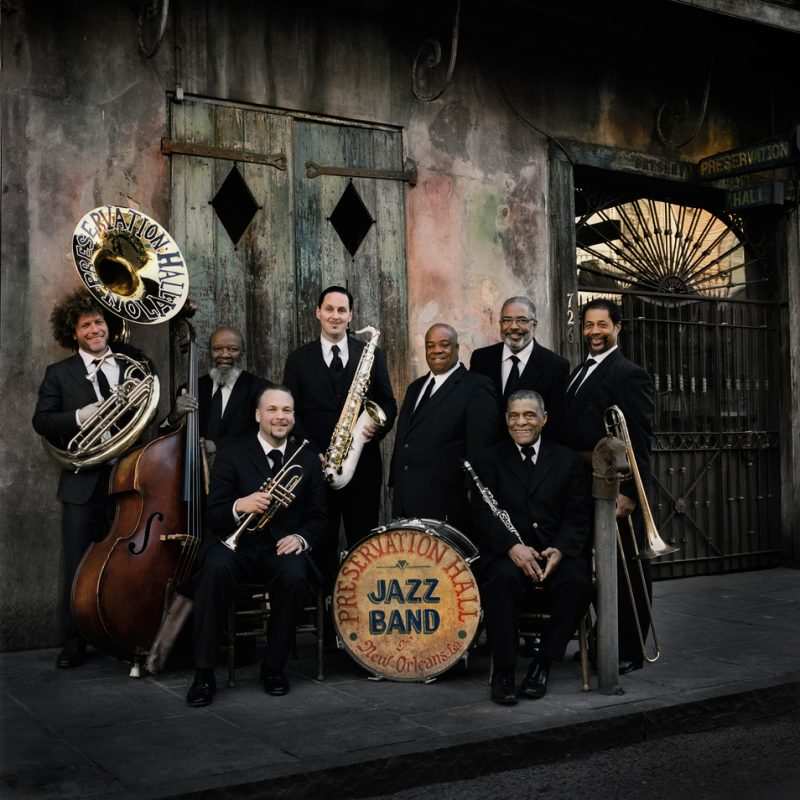 "The Preservation Hall Jazz Band announced today that they will be touring the United States with fellow New Orleans icon Allen Toussaint. Calling it the ""Oh Yeah! Tour,"" the road trip marks the first time the PHJB and Toussaint have toured together. The Oh Yeah! Tour, produced by Columbia Artists Management LLC, will play performing […]"