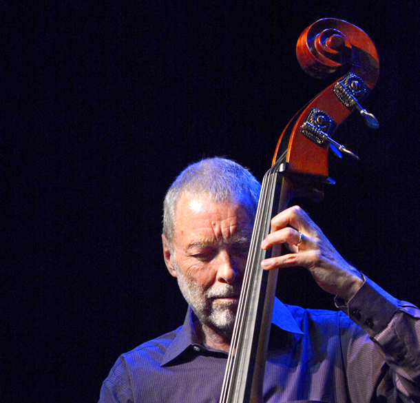 Dave Holland performs with his band Prism at the 2014 Tri-C JazzFest in Cleveland