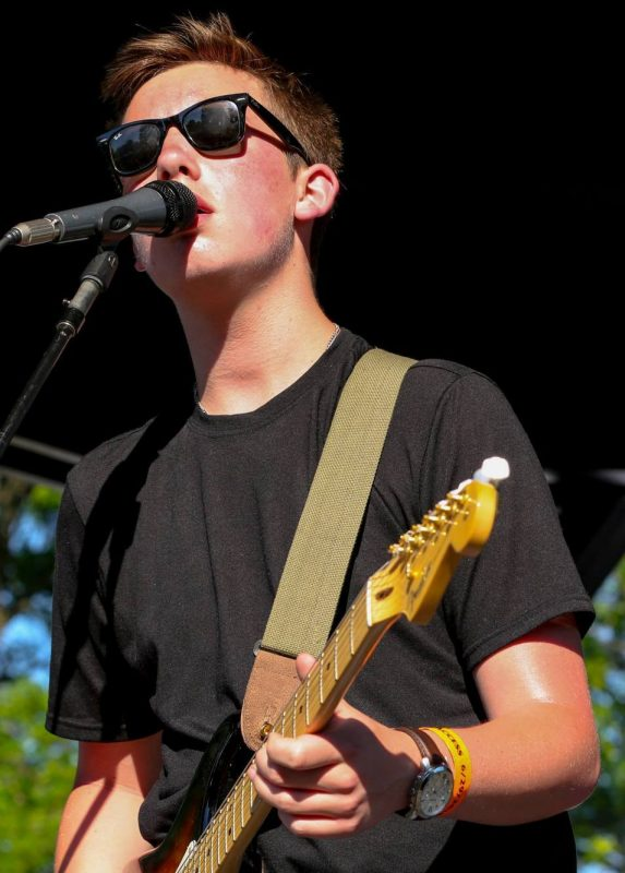 Quinn Sullivan, Freihofer's Saratoga Jazz Festival, 2014