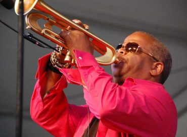 Terence Blanchard Named First Kenny Burrell Chair at UCLA