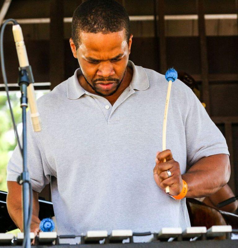 Warren Wolf, Freihofer's Saratoga Jazz Festival, 2014