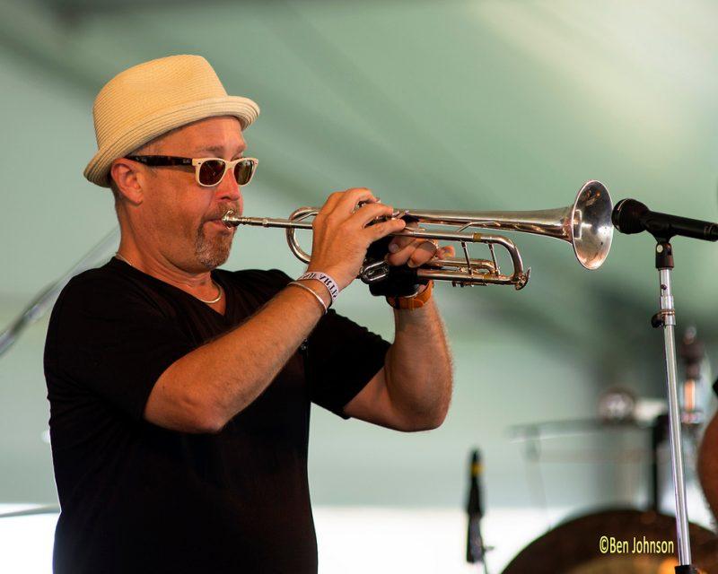 Dave Douglas, Newport Jazz Festival 2014