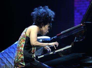 Photo Gallery: Hiromi at Pescara Jazz, Italy, 2014