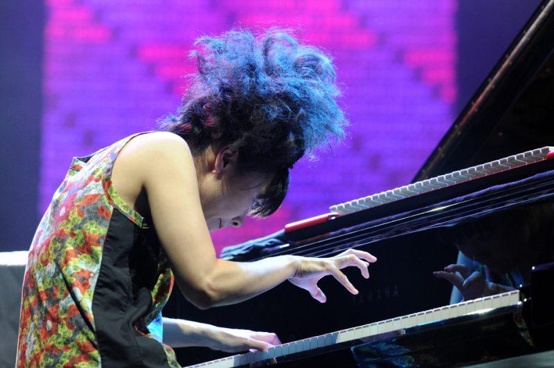 Hiromi, Pescara Jazz, Italy, 2014