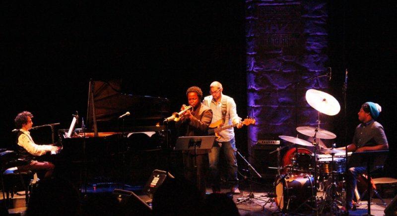 Ambrose Akinmusire and Tigran Hamasyan, Montreal Int'l Jazz Festival, July 2014
