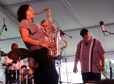 Review: The Newport Jazz Festival 2014